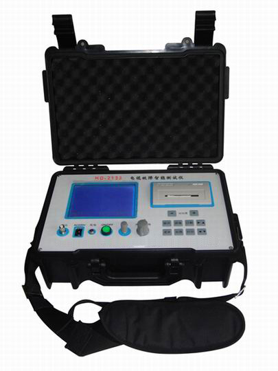 Power cable fault tester