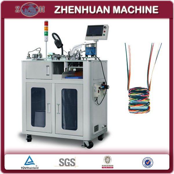 CNC Miniature Toroidal Coil Winding Machine