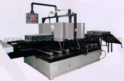 Corrugated Tank Fin Welding Machine