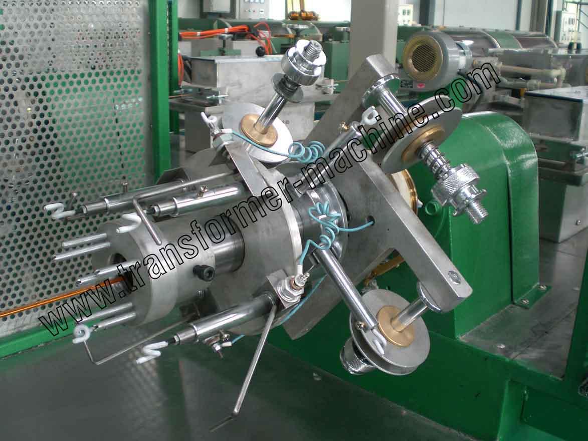 Fiberglass Taping Machine